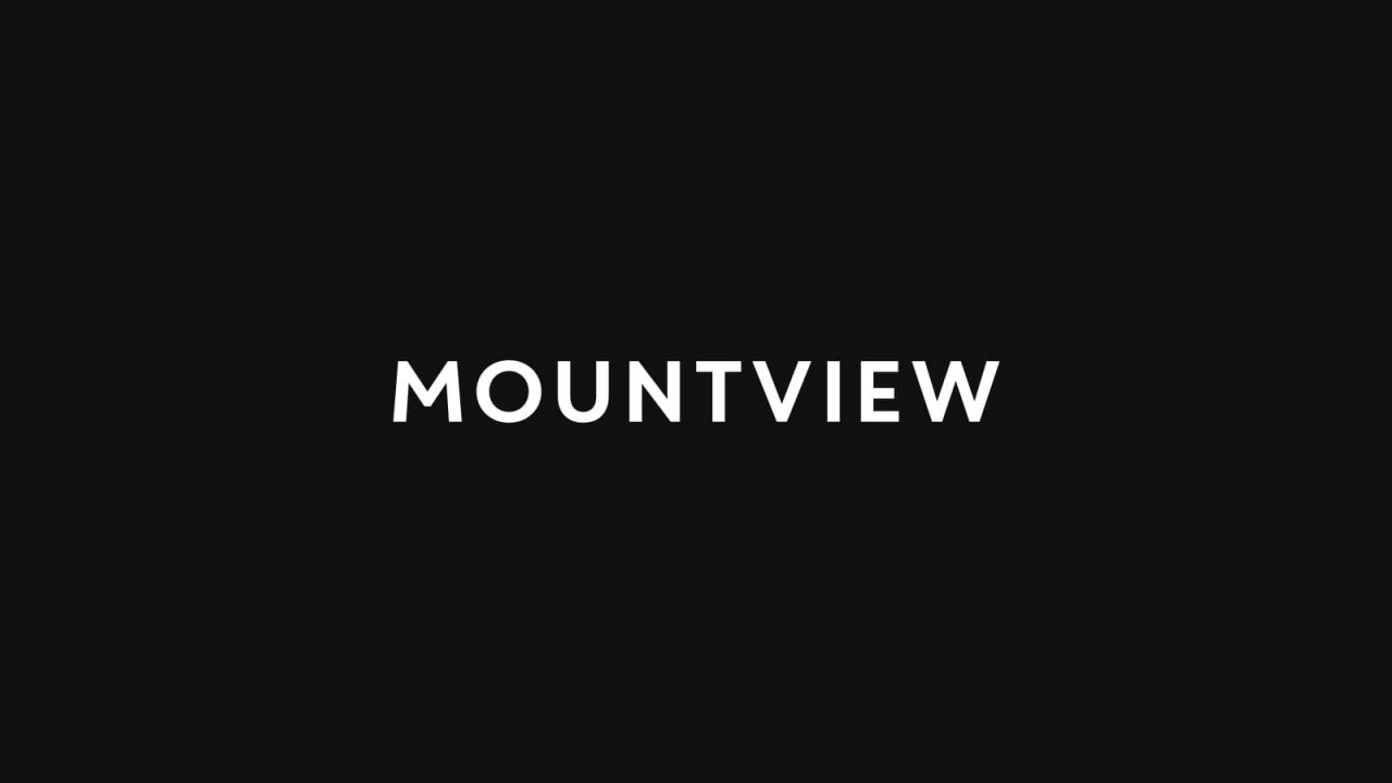 Mountview – a performing arts school logo