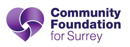 Community Foundation for Surrey Logo