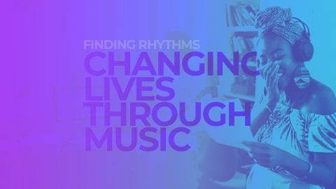 Finding Rhythms Hero Poster
