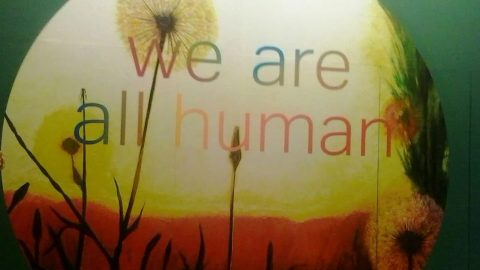 We Are All Human Exhibition