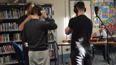Finding Rhythms at HMP Brinsford - July 2019