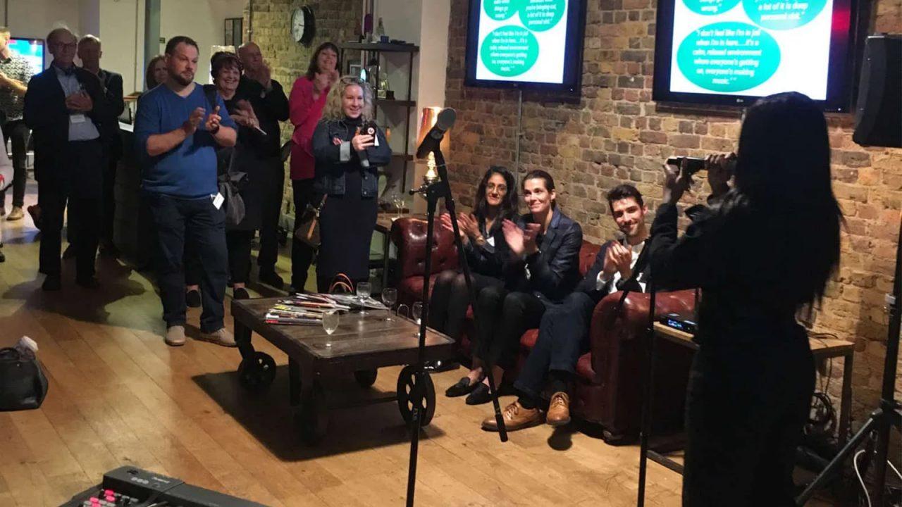 Finding Rhythms Supporter Event - October 2019