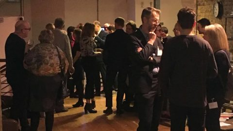 Finding Rhythms Supporters Event - January 2019