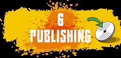 Publishing sub heading graphic