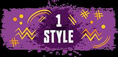 Style sub heading graphic