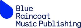 Blue Raincoat Music Publishing logo
